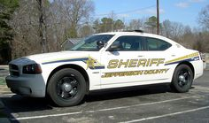 Jefferson County (AL) Sheriff Dodge Charger Emergency Vehicles, Police Vehicles, Us Police Car, Alabama Law, Sheriff Department, Barney Fife, Cars Usa, Jefferson County, Law Enforcement Officer