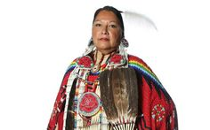Keep our Culture Strong – Women's Traditional Dancer – Linda Standing......