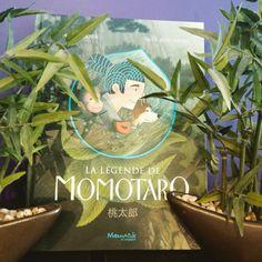 :star: La légende de Momotaro de Margot Remy-Verdier (Auteur) & Paul Echegoyen (Illustrations) Tranche d'âges :à partir de 7 ans Editeur : Marmaille et compagnie Date de sortie : 18 mar…