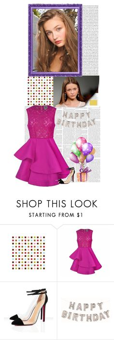 """""""Happy Birthday!!!"""" by followyourbliss ❤ liked on Polyvore featuring Ally Fashion"""