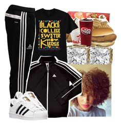 """"" by loyalnene ❤ liked on Polyvore featuring adidas"