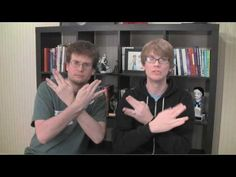 How to be a Nerdfighter, like John and Hank Green!