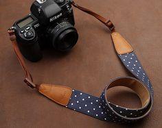 Nikon/Canon Camera Srap  DSLR Camera Strap Cute  by LeslieStudio, $29.99 - LOVE LOVE LOVE