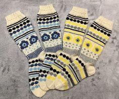 Cool Socks, Awesome Socks, Marimekko, Knitting Socks, Fashion, Knit Socks, Moda, Fashion Styles, Fashion Illustrations
