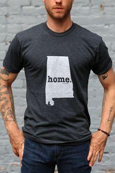 Sweet Alabama Home Tee.
