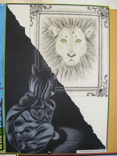 3rd Yr - Junior cert - 2D exam 2d, Art Ideas, Posters, Cats, Gatos, Poster, Cat, Kitty, Billboard