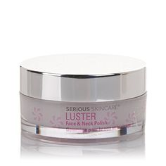 facial moisturizer Serious Skincare Luster Face and Neck Polish 1.7 oz. >>> Check out this great product.