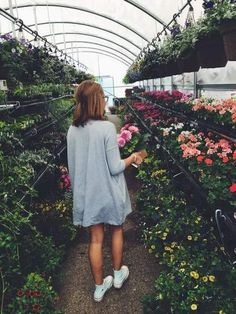 Repito, amo las flores  on We Heart It