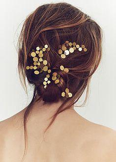 Style me { bijoux de cheveux }
