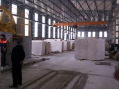 Üntaş Mermer Bilecik Fabrikası