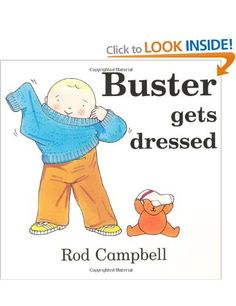 Buster Gets Dressed: Amazon.co.uk: Rod Campbell: Books