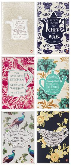 BOOK COVERS  by coralie bickford-smith
