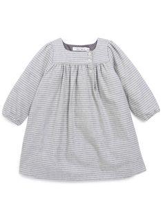 Robe à petits carreaux bout-chou bebe