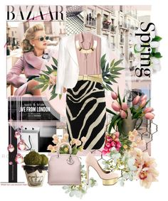 """""""She Danced Through Tulips"""" by pattykake on Polyvore"""