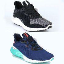 Zapatillas Adidas Alpha Bounce 2017 Para Hombre Ndph