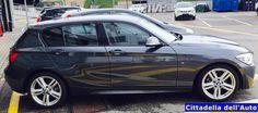 BMW Serie 1 - 116 d - Pacchetto M - interni in alcantara/fari allo xeno/sensori di parcheggio - km 17.700 - immatricolata febb 2015 - colore grigio scuro. Da noi a soli €. 22.900 oltre a passaggio di proprietà.  12 Mesi di garanzia.  d.rondi@ghinzanigroup.it - 347/2925074 mvecchio5@gmail.com - 393/3885074... http://www.cittadelladellauto.it/it/