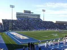 Middle Tennessee State University in Murfreesboro, TN. My Daddy went there.