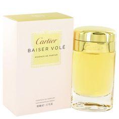 Baiser Vole Essence by Cartier Eau De Parfum Spray 2.7 oz