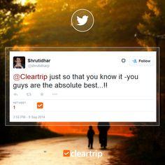 #CTComprehensive #CleartrippersSpeak