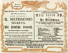 Opera Omnia: Il matrimonio segreto - Presentazione generale