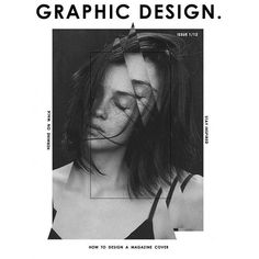 How to create a magazine cover on graphic design editorial d Layout Design, Design Typo, Design De Configuration, Graphisches Design, Design Ideas, Book Design, Identity Design, Mises En Page Design Graphique, Art Graphique