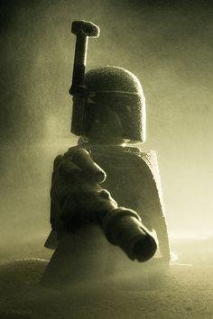 Vesa Lehtimäki creates super-detailed Star Wars action scenes...with Lego.