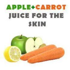 apple and carrot juice recipe