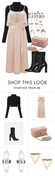 """Untitled #2563"" by sammiy-1 ❤ liked on Polyvore featuring Balmain, Warehouse, Gola, Chanel, Amber Sceats, Topshop and Michael Kors"