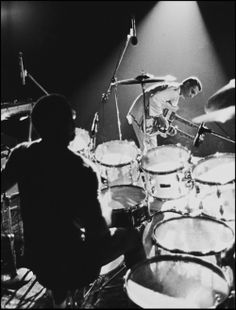 Billy Cobham and John McLaughlin - Mahavishnu Orchestra