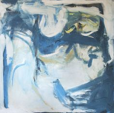 PETER LANYON - NORTH CLIFF, 1961  signed and dated Lanyon estate no.290  oil on canvas
