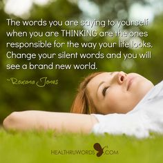 What words are you using SILENTLY? https://healthruwords.com/inspirational-pictures/silent-words/  #mindfulness #heartfulness #HealThruWords