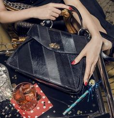 Black cat: @proenzaschouler handbag, designed to celebrate the #NewMainFloor…