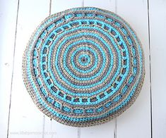 Ravelry: UFO pillow pattern by Tatsiana Kupryianchyk