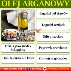 Korzyści zdrowotne olejku arganowego - Zdrowe poradniki Osho, Per Diem