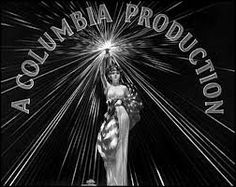 Columbia Pictures logo 1928. | Golden Age of Hollywood