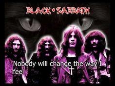 Black Sabbath - You Won't Change Me