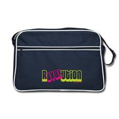 revolution - Retro Tasche -von deinem Kindergottesdienst-Coach