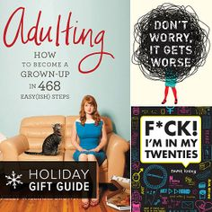 Quarter-Life Crisis Books to Give Your Friends