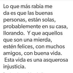 Injusto Just Friends Quotes, Sad Quotes, Love Quotes, Ex Amor, Words Can Hurt, Sad Texts, Quotes About Everything, Sad Love, Love Messages