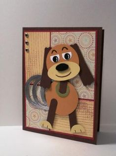 I have always loved the slinky dog in the Toy Story films!
