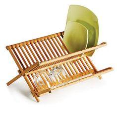 Escorredor de Louças Welf Quioto em Bambu PU-00303