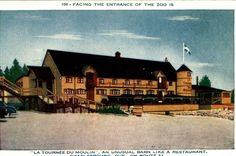 Ancien Restaurant la Tournée du Moulin à Charlesbourg