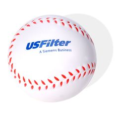 The Custom Baseball Stress Reliever is perfect for your next warm weather promotion, or just to support your favorite baseball league! Play ball with the ultimate sports-themed promotional stress reliever to hit your recipients hands (and to display your custom logo or brand imprint!)  comes pre-printed with red baseball stitching great promotional giveaway for sports teams or any sport-related company