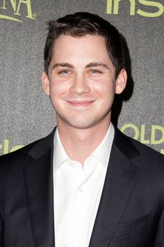 Logan Lerman Photos - Logan Lerman arrives for The Hollywood Foreign Press Association (HFPA) And InStyle Celebrate The 2015 Golden Globe Award Season - Arrivals at Fig & Olive Melrose Place on November 20, 2014 in West Hollywood, California. - Golden Globe Award Season Celebrated — Part 2