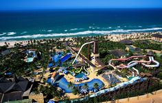 The 12 Most Extreme Waterparks in the World • Worldly Getaways