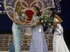 Miss Venezuela 1999,  Martina Thorogood  Miss Miranda - 1ra Finalista Norkys Batista Miss Nueva Espata y 2da. Finalista Miss Vargas Andreina Llamozas...