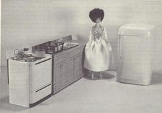 How to make a Barbie kitchen