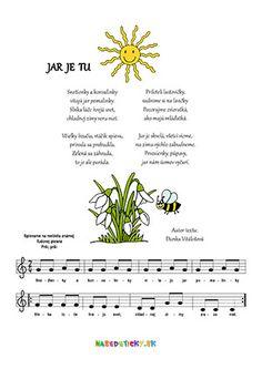 Jarná pieseň - Nasedeticky.sk