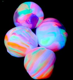 Glow-in-the-Dark Bouncy Ball