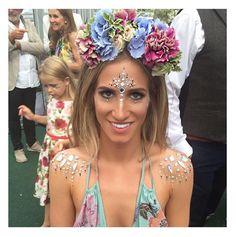 Festival glitter and jewels #GlitterFestival